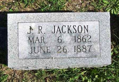 JACKSON, J. R. - Benton County, Arkansas | J. R. JACKSON - Arkansas Gravestone Photos