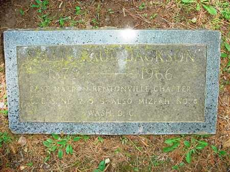 PAUL JACKSON, SALLIE - Benton County, Arkansas | SALLIE PAUL JACKSON - Arkansas Gravestone Photos
