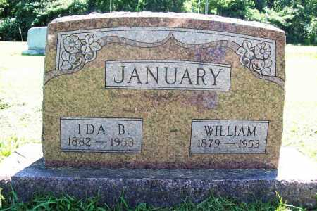 JANUARY, IDA B. - Benton County, Arkansas | IDA B. JANUARY - Arkansas Gravestone Photos
