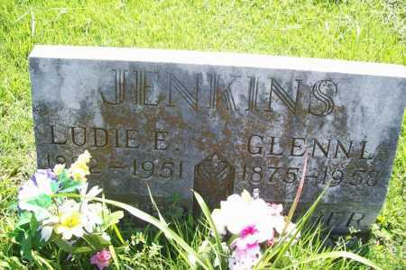 JENKINS, GLENN L. - Benton County, Arkansas | GLENN L. JENKINS - Arkansas Gravestone Photos