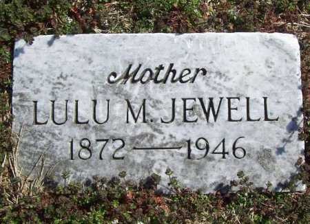 JEWELL, LULU M. - Benton County, Arkansas | LULU M. JEWELL - Arkansas Gravestone Photos