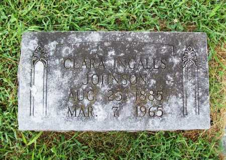 JOHNSON, CLARA ELLEN (ORIGINAL) - Benton County, Arkansas | CLARA ELLEN (ORIGINAL) JOHNSON - Arkansas Gravestone Photos