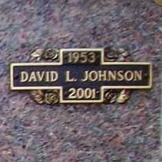 JOHNSON, DAVID L. - Benton County, Arkansas | DAVID L. JOHNSON - Arkansas Gravestone Photos