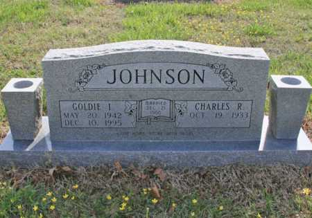 JOHNSON, GOLDIE I. - Benton County, Arkansas | GOLDIE I. JOHNSON - Arkansas Gravestone Photos