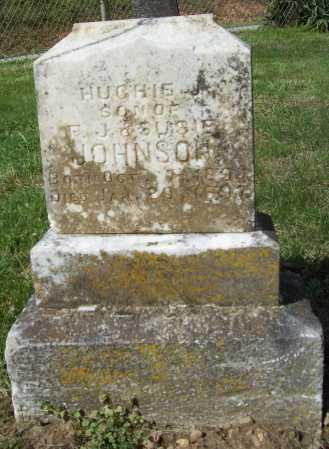 JOHNSON, HUGHIE J. - Benton County, Arkansas | HUGHIE J. JOHNSON - Arkansas Gravestone Photos