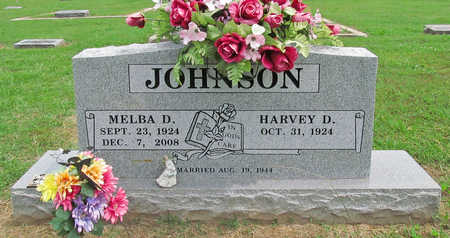 FRY JOHNSON, MELBA DEAN - Benton County, Arkansas | MELBA DEAN FRY JOHNSON - Arkansas Gravestone Photos