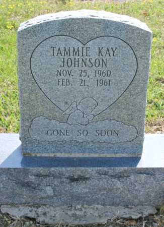 JOHNSON, TAMMIE KAY - Benton County, Arkansas | TAMMIE KAY JOHNSON - Arkansas Gravestone Photos
