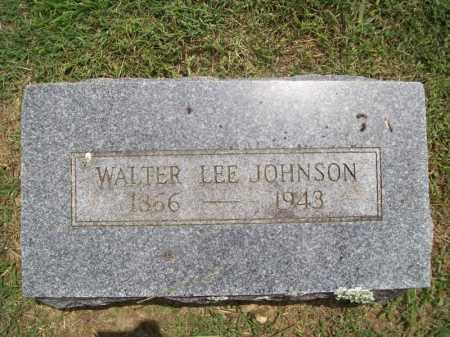 JOHNSON, WALTER LEE - Benton County, Arkansas | WALTER LEE JOHNSON - Arkansas Gravestone Photos