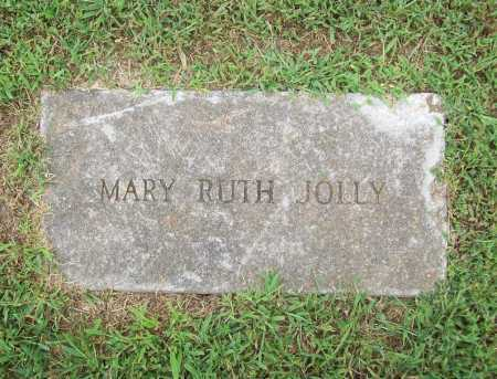 JOLLY, MARY RUTH - Benton County, Arkansas | MARY RUTH JOLLY - Arkansas Gravestone Photos
