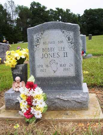 JONES, BOBBY LEE II - Benton County, Arkansas | BOBBY LEE II JONES - Arkansas Gravestone Photos
