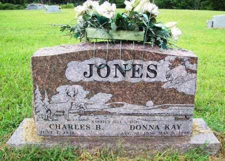 JONES, DONNA KAY - Benton County, Arkansas | DONNA KAY JONES - Arkansas Gravestone Photos