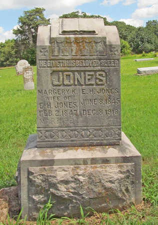 JONES, MARGERY K - Benton County, Arkansas | MARGERY K JONES - Arkansas Gravestone Photos