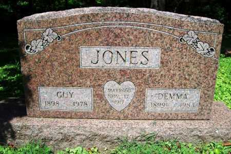 JONES, DEMMA - Benton County, Arkansas | DEMMA JONES - Arkansas Gravestone Photos