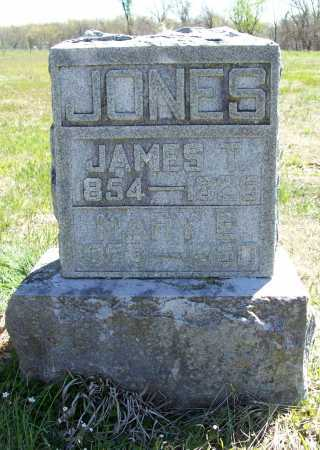 JONES, MARY E. - Benton County, Arkansas | MARY E. JONES - Arkansas Gravestone Photos