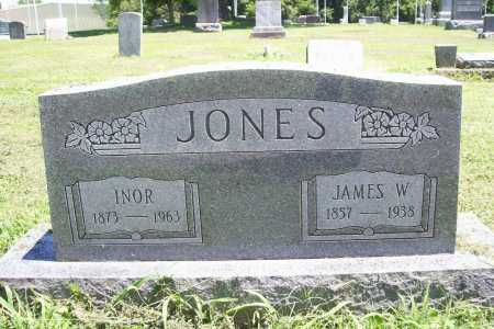 JONES, INOR - Benton County, Arkansas | INOR JONES - Arkansas Gravestone Photos