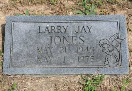JONES, LARRY JAY - Benton County, Arkansas | LARRY JAY JONES - Arkansas Gravestone Photos