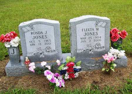 JONES, RONDA J. - Benton County, Arkansas | RONDA J. JONES - Arkansas Gravestone Photos