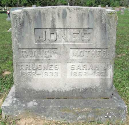 JONES, SARAH JANE - Benton County, Arkansas | SARAH JANE JONES - Arkansas Gravestone Photos