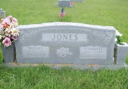 JONES, WILLARD - Benton County, Arkansas | WILLARD JONES - Arkansas Gravestone Photos