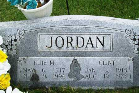 JORDAN, RUIE M. - Benton County, Arkansas | RUIE M. JORDAN - Arkansas Gravestone Photos