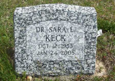 KECK, DR. SARA L. - Benton County, Arkansas | DR. SARA L. KECK - Arkansas Gravestone Photos
