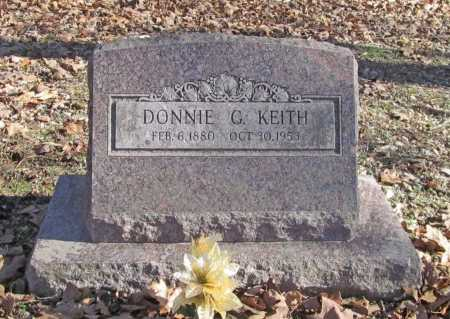 KEITH, DONNIE G. - Benton County, Arkansas | DONNIE G. KEITH - Arkansas Gravestone Photos