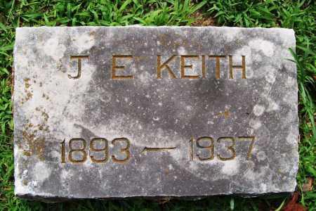 KEITH, JOHN EARL - Benton County, Arkansas   JOHN EARL KEITH - Arkansas Gravestone Photos