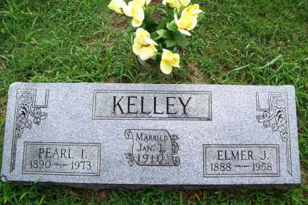KELLEY, ELMER J. - Benton County, Arkansas | ELMER J. KELLEY - Arkansas Gravestone Photos