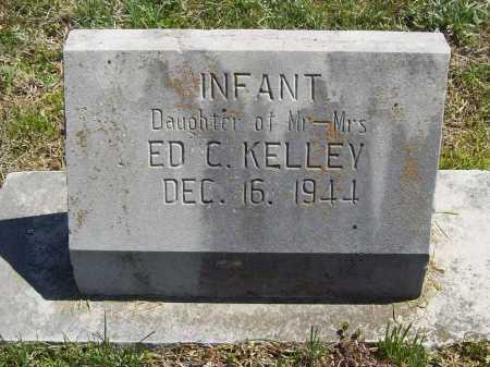 KELLEY, INFANT DAUGHTER - Benton County, Arkansas | INFANT DAUGHTER KELLEY - Arkansas Gravestone Photos