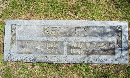 KELLEY, SARAH ELIZABETH - Benton County, Arkansas | SARAH ELIZABETH KELLEY - Arkansas Gravestone Photos