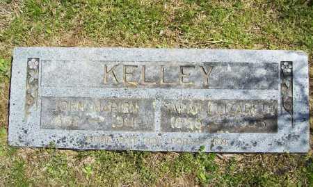 KELLEY, SARAH ELIZABETH - Benton County, Arkansas | SARAH ELIZABETH KELLEY - Arkansas Gravestone Photos