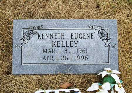 KELLEY, KENNETH EUGENE - Benton County, Arkansas | KENNETH EUGENE KELLEY - Arkansas Gravestone Photos