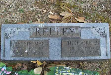 KELLEY, BESSIE MAE - Benton County, Arkansas | BESSIE MAE KELLEY - Arkansas Gravestone Photos