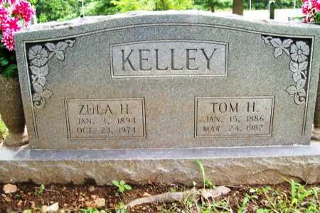 KELLEY, ZULA H. - Benton County, Arkansas | ZULA H. KELLEY - Arkansas Gravestone Photos