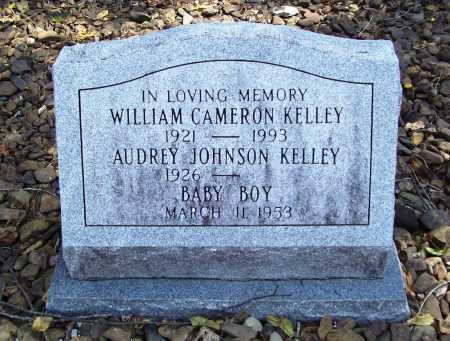 KELLEY, WILLIAM CAMERON - Benton County, Arkansas | WILLIAM CAMERON KELLEY - Arkansas Gravestone Photos