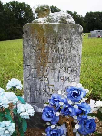 KELLEY, WILLIAM SHERMAN - Benton County, Arkansas | WILLIAM SHERMAN KELLEY - Arkansas Gravestone Photos