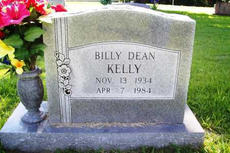 KELLY, BILLY DEAN - Benton County, Arkansas | BILLY DEAN KELLY - Arkansas Gravestone Photos