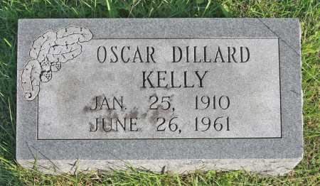 KELLY, OSCAR DILLARD - Benton County, Arkansas | OSCAR DILLARD KELLY - Arkansas Gravestone Photos