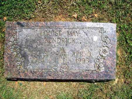 KENDRICK, LOUISE MAY - Benton County, Arkansas | LOUISE MAY KENDRICK - Arkansas Gravestone Photos