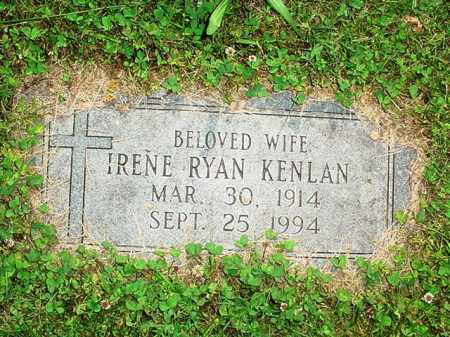 KENLAN, IRENE - Benton County, Arkansas | IRENE KENLAN - Arkansas Gravestone Photos