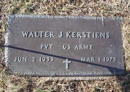 KERSTIENS (VETERAN), WALTER JOHN - Benton County, Arkansas | WALTER JOHN KERSTIENS (VETERAN) - Arkansas Gravestone Photos