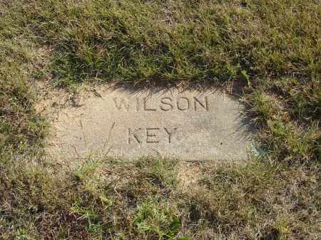 KEY, WILSON - Benton County, Arkansas | WILSON KEY - Arkansas Gravestone Photos