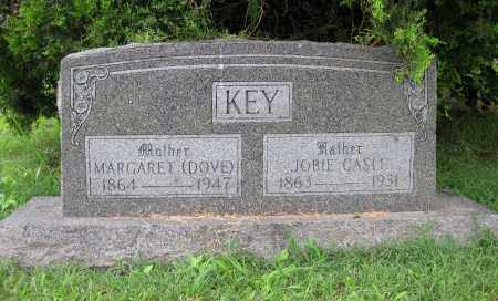 "KEY, MARGARET E. ""DOVE"" - Benton County, Arkansas 