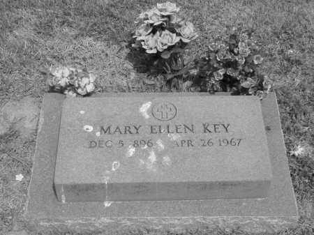 KEY, MARY ELLEN - Benton County, Arkansas | MARY ELLEN KEY - Arkansas Gravestone Photos