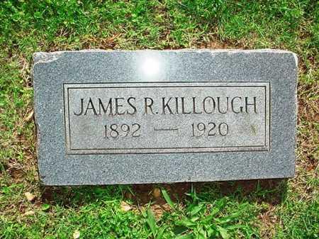 KILLOUGH, JAMES R. - Benton County, Arkansas | JAMES R. KILLOUGH - Arkansas Gravestone Photos