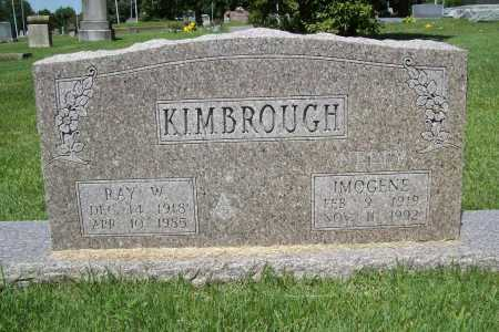 NEELY KIMBROUGH, IMOGENE N - Benton County, Arkansas | IMOGENE N NEELY KIMBROUGH - Arkansas Gravestone Photos