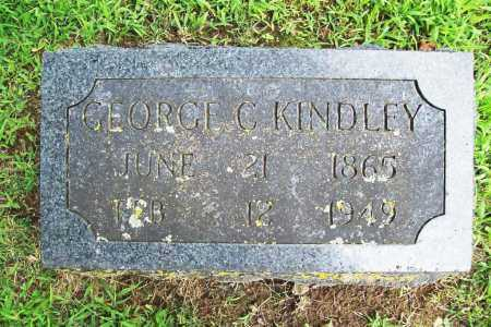 KINDLEY, GEORGE C. - Benton County, Arkansas | GEORGE C. KINDLEY - Arkansas Gravestone Photos