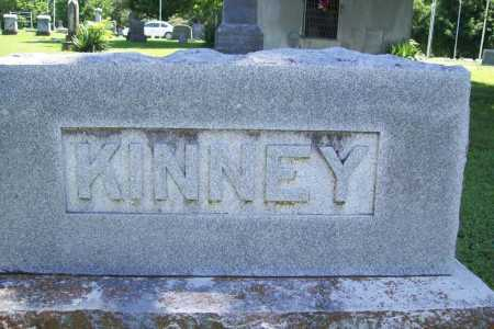 KINNEY FAMILY STONE,  - Benton County, Arkansas |  KINNEY FAMILY STONE - Arkansas Gravestone Photos