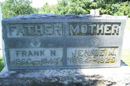KINNEY, FRANK N. - Benton County, Arkansas | FRANK N. KINNEY - Arkansas Gravestone Photos