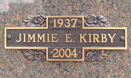 "KIRBY (VETERAN), JIMMIE E. ""JIM"" - Benton County, Arkansas 